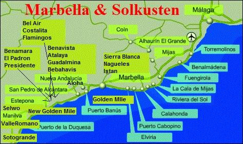 Costa del Sol & Marbella